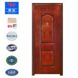 Certificado de licenciatura de la puerta de madera en el interior de la puerta de acero contra incendios (WS-VA-003)