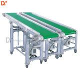 Подъем ленты конвейера по промышленному производству алюминиевого профиля транспортной ленты