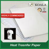 100%年の綿ワイシャツのための優れた180g暗いTシャツの転写紙A4/A3