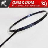 Marca OEM T22 Elevada Moldagem de fibra de carbono em raquete de badminton de grafite