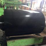 Плоские оцинкованной листовой металл с цветным покрытием (RAL7021, RAL9002)