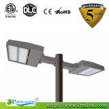 Polo en el exterior de la luz de carretera de luz LED de 150W de luz de la calle con ETL DLC