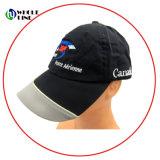 Esportes personalizado Hat lavados de algodão Boné Promocional Dad Hat