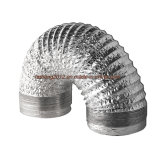 """De Pijp van het aluminium voor het Ventilator van de Keuken (2 """" ~20 """")"""