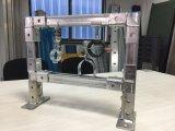 Rullo solare galvanizzato automatico del basamento della Manica d'acciaio di Unistruct C che forma la macchina di produzione