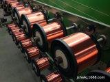 Collegare rotondo di alluminio placcato di rame smaltato per il motore