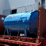 1650X3000mm 가득 차있는 자동화를 가진 방탄 안전 유리 오토클레이브 공장
