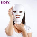 LED白くなる顔マスクの表面は反アクネ療法の美機械をきつく締め、