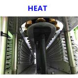 4000bph volles automatisches 500ml - 2liter 4cavity Plastikblasformen-Gebläse-Haustier-Wasser/Getränk/Getränk-/medizinische Flaschen-durchbrennenformenmaschine mit Fabrik-Preis