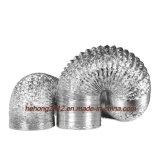 """Tubo flexible de aluminio para la ventilación (2""""~20"""")."""