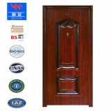 BS сертификат Огнеупорные двери стальные двери с деревянной Venee