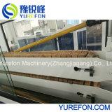 tubería de PVC plásticos industriales máquina de hacer hueco del tubo de línea de extrusión