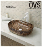 Wäsche-Wannen-Badezimmer-Schrank-Bassin-Badezimmer-Eitelkeit