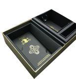 Роскошь золота горячей штамповки печать Подарочная упаковка