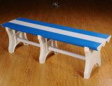 プラスチック庭の湿気の余暇のベンチか屋内防水すれば