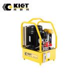 Spécial de la pompe hydraulique électrique à double moteur pour clé dynamométrique