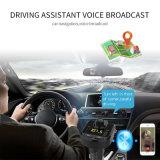 Reproductor de MP3 para coche Bluetooth transmisor FM Bluetooth manos libres Bluetooth Car Kit Cargador de coche