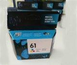 Ursprüngliche Tinten-Kassette 61 Balck und Farbe für HP-Tintenstrahl-Drucker-Verbrauchsmaterial