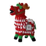 Speelgoed van de Geheime bergplaats van de Poney van het Cijfer van het Spel van het Stuk speelgoed van de Pluche van de Lama van de Geheime bergplaats van de Sleeplijn van Fortnite van Kerstmis het Leuke Gevulde Dierlijke voor de Giften van Kerstmis