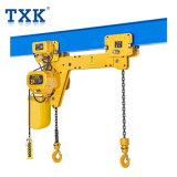 3 tonne Txk marque 380V 50 Hz 3 Phase crochet double palan électrique à chaîne