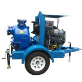 Excelente motor Diesel de autocebado de succión de bomba de agua