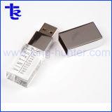 Роскошный LED Crystal подарок USB USB флэш-памяти USB Disk