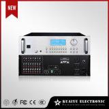 Calcolatore centrale intelligente di radiodiffusione di comando digitale del sistema di PA