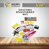 Gfat7001-Knalpakket-hoog Vuurwerk van het Stuk speelgoed van de Prijs van de Kwaliteit het Goedkope Gelukkige Geassorteerde
