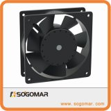 120x120x38mm de 4 pulgadas de 220-240 V AC Ventilador Axial de Panel de DC para Ventilación Refrigeración
