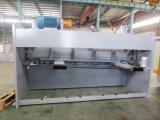 Tagliatrice idraulica della ghigliottina di CNC con la lamierina di taglio