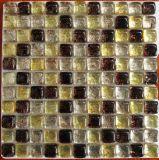 Для настенной панели туалет Ванная комната оформление смешанные стеклянной мозаики