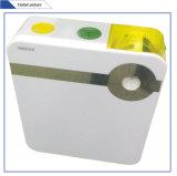 Jet-106A Caja de papel Ambientador WC Plástico Tanque de descarga cisterna