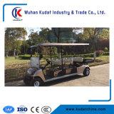 6 sièges de voiture touristique avec moteur 48V 4kw