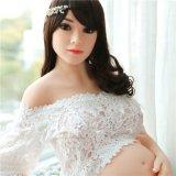 Doll van het Geslacht van de Borst van 158cm Groot Zwanger, Vrolijk Doll van het Geslacht
