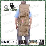 Double sac militaire extérieur de luxe de canon de fusil