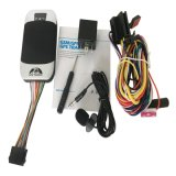 Inseguitore automatico GPS303f/Tk303f del veicolo di inseguimento con il microfono esterno mini GPS che segue chip per il veicolo, inseguitore delle automobili nessuna casella al minuto