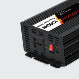 12V 220V Omschakelaar 1000W met de Omschakelaar van de ZonneMacht van de Lader van de Batterij