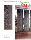 良質のステンレス鋼スクリーンのガードレール(シャクヤクパターン)