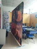 8FT Aluminium Tension Tissu Toile de fond pour affichage de bannière stand d'exposition