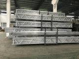 Fardo de alumínio da escada do andaime para a construção do andaime