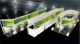Le commerce équitable stand stand Raw d'alimentation en aluminium extrudé