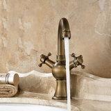 Flg Basin Single Handle torneira de banheiro com latão sólido