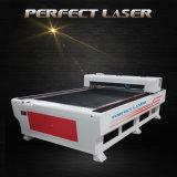 scherpe Machine van de Laser van Co2 van het Metaal van het Ijzer van het Staal van 1.5mm de Acryl Houten