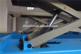 Двойной уровень на земле Scissor подъем автомобиля для выравнивания колеса
