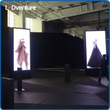 解決を広告するための屋内フルカラーの大きいLEDのビデオ壁