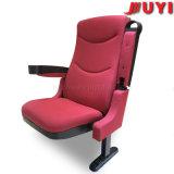 El amortiguador barato de la cubierta de tela de la silla del cine de la manera 3D de la fábrica asienta la silla de pista tapizada movimiento ignífugo de escritura