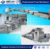 Linha de produção automática do biscoito da venda quente de Wenva 2017