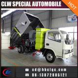 中国5000Lの道の洗剤のトラックの床の掃除人のトラック