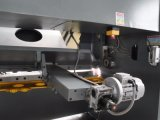 Machine de Om metaal te snijden van het Blad Nc van QC12y 4*3200, de Scherende Machine van het Roestvrij staal/Van het Koolstofstaal