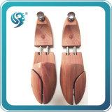 Árbol de madera popular del zapato del cedro rojo de la venta al por mayor de la fábrica del diseño